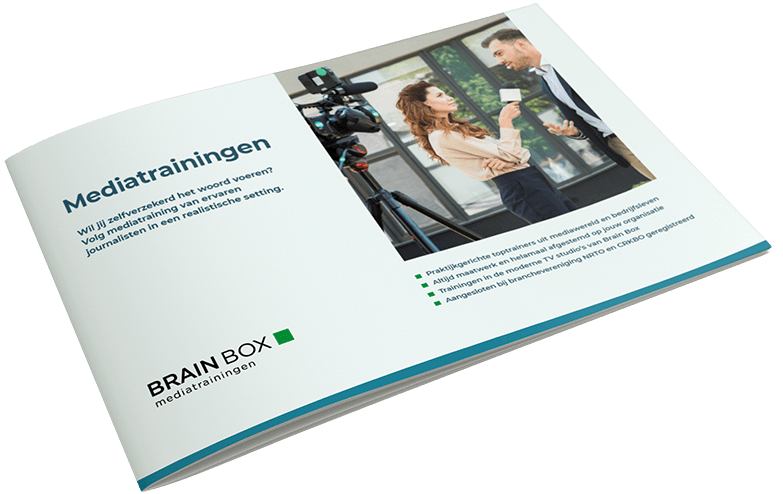 mediatrainingen brain box