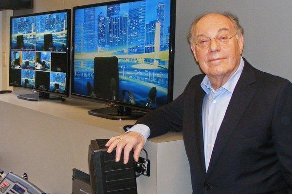 Bernard Hammelburg presentatietrainer bij Brain Box