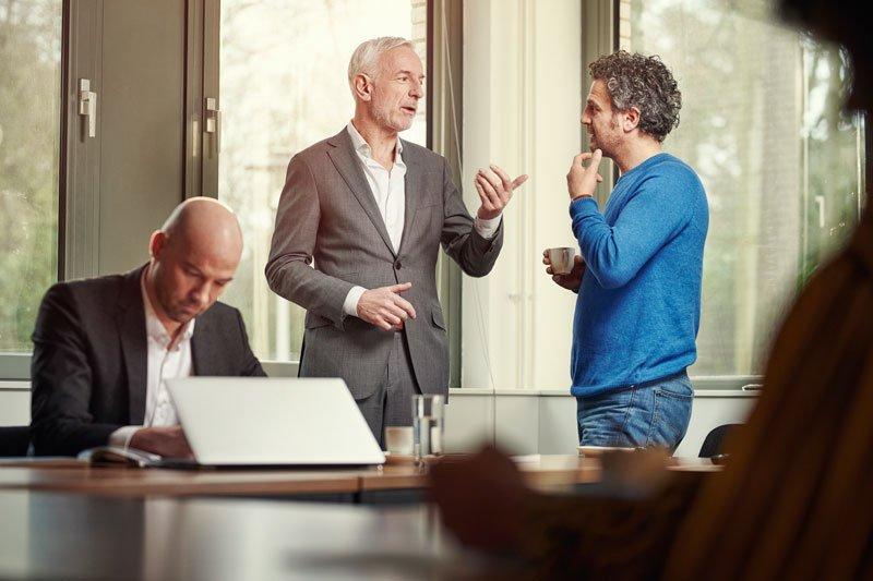 Presentatietrainingen van communicatie specialisten