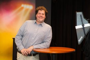 Hans Sjouke Koopal Presentatietrainer en mediatrainer bij Brain Box