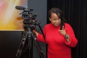 Pamela De Vreeze-Armstrong Engelstalige mediatraining