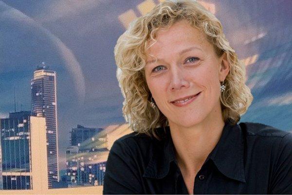 Pauline Kuijper, presentatietrainer bij Brain Box
