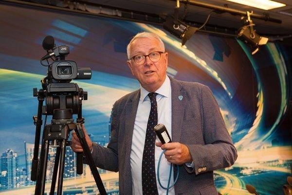 Rommert Kruithof - Mediatrainer en mediacoach bij Brain Box