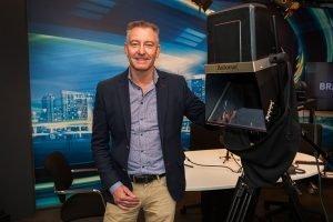 Ronald Stevens, mediatrainer en vakcoach bij Brain Box