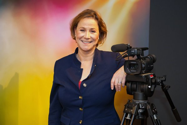 Sanne Boswinkel mediatrainer en presentatietrainer bij Brain Box