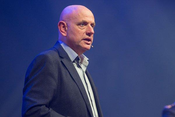 Johan Sponselee mediatraining en presentatietraining bij BrainBox